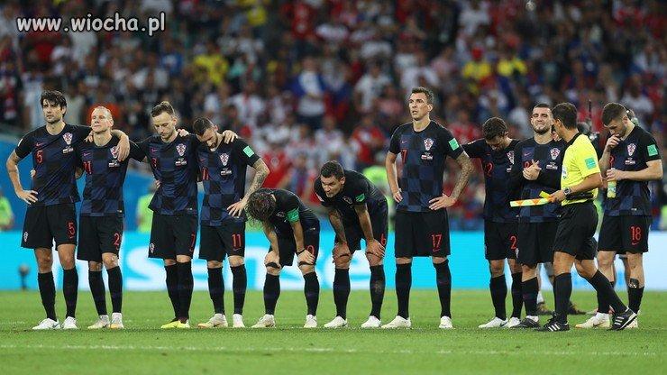 Reprezentacja Chorwacji ma JAJA