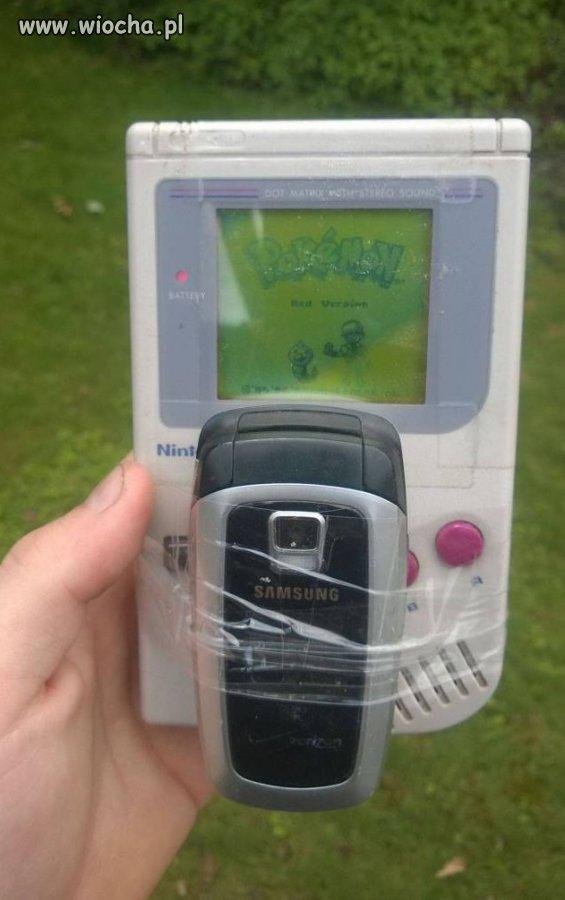 A masz telefon z pokemonami?