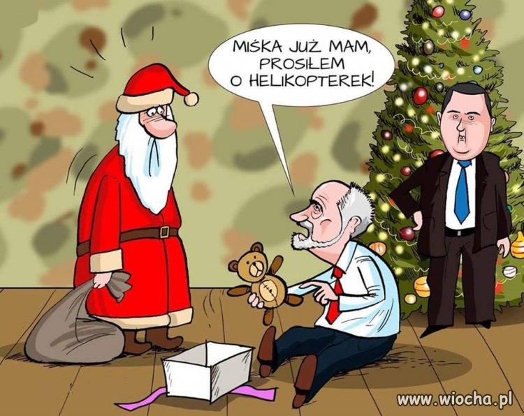 Nie trafiony prezent