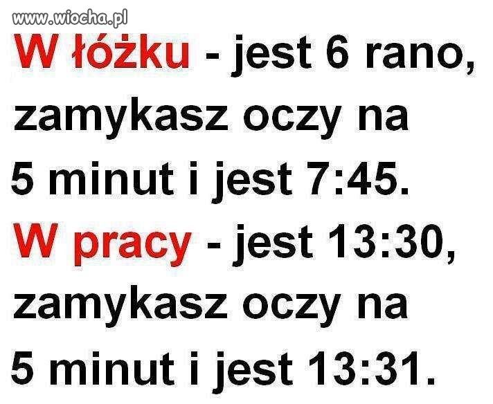 Najgorsze to to...