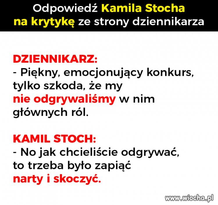 Brawo Kamil!