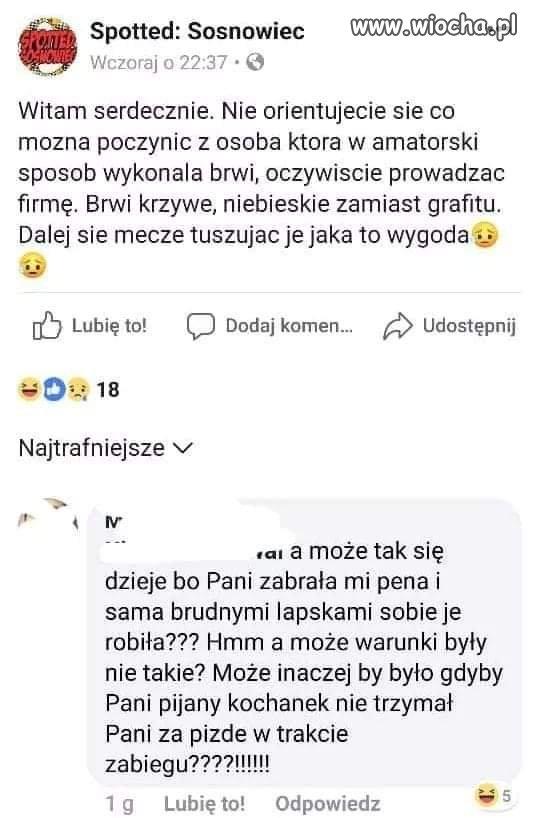 Brwi z Sosnowca