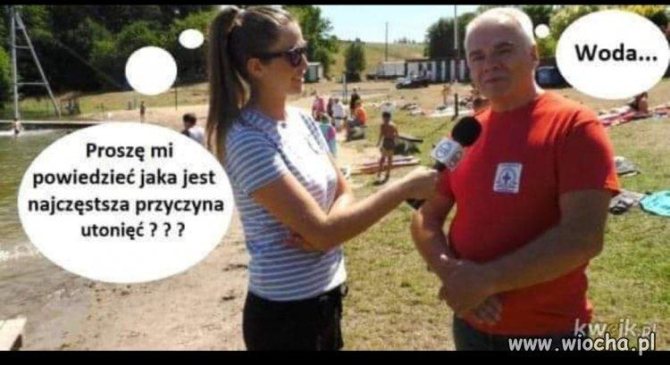 Dziennikarze...