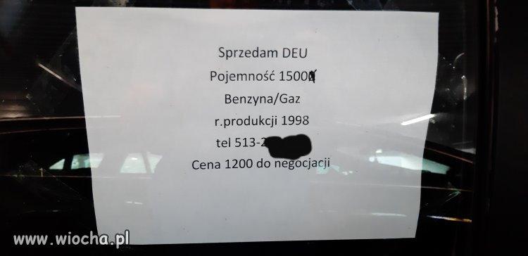 Sprzedam DEU
