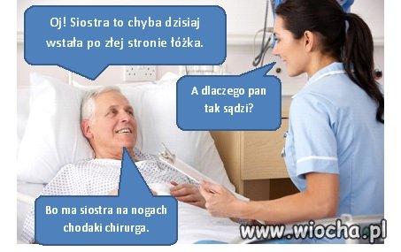 Szpitalne wpadki
