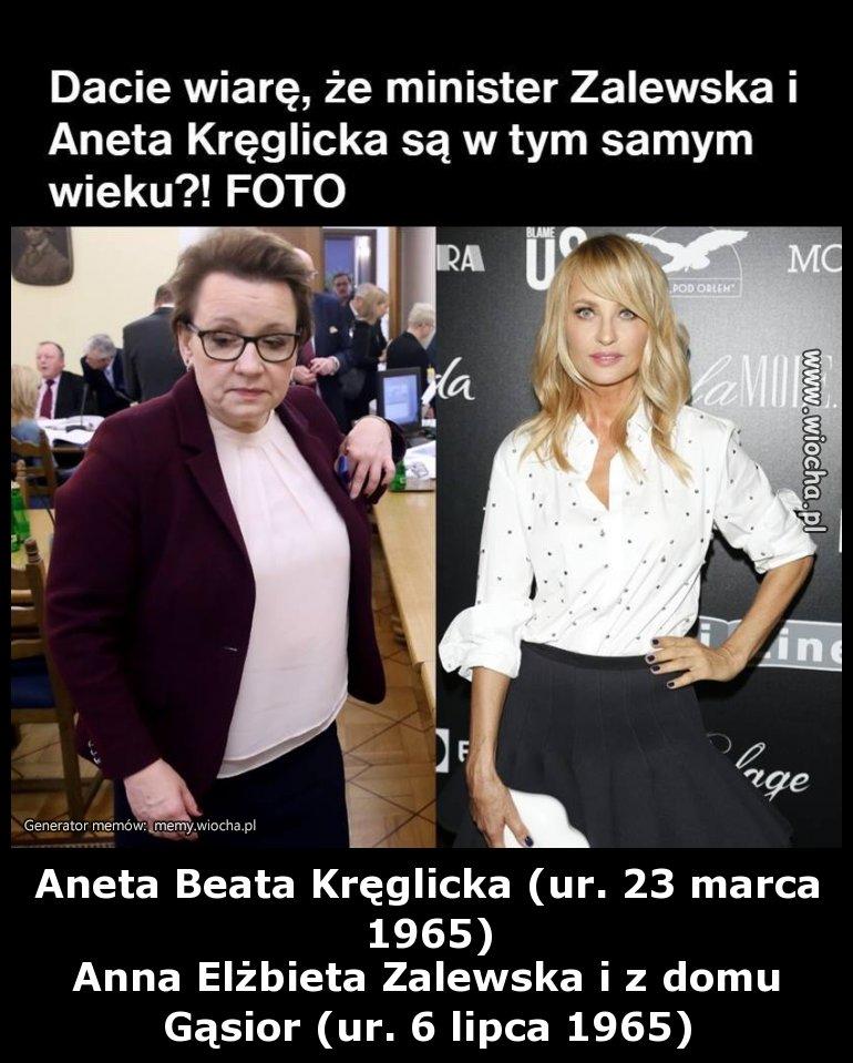Aneta Beata Kręglicka (ur. 23 marca 1965)