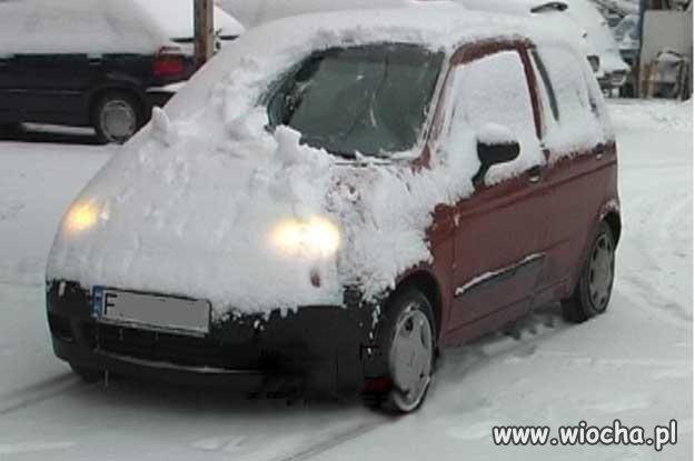 Zima - sezon na idiotów
