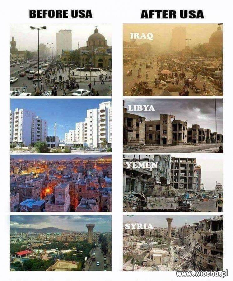 USA burzy im domy