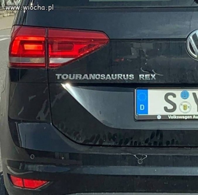 Nowy volkswagen.