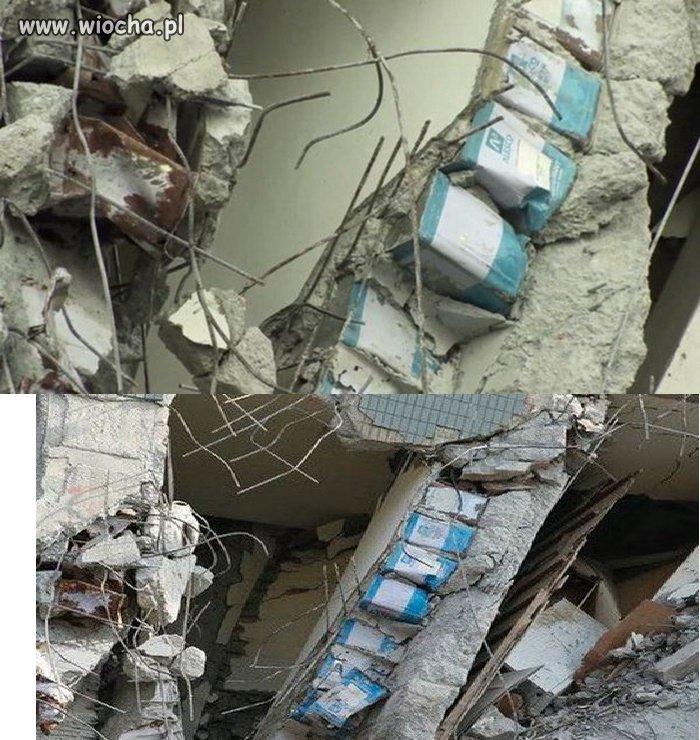 Trzesienie ziemi w Tajwanie ! SZOK !!!