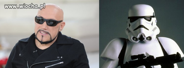 Grzegorz the trooper