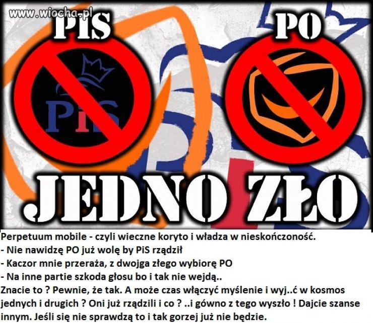 PO + PiS = Perpetuum mobile