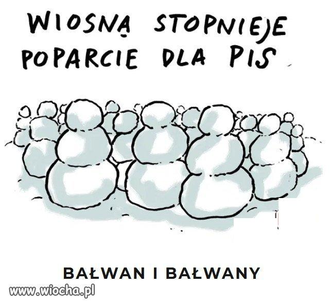 Niebawem odwilz w Polsce...