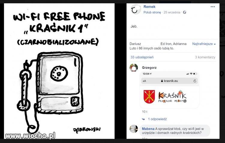 Wi-fi free krasnik1