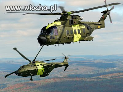 AW 101 w przetargu na helikoptery dla armii