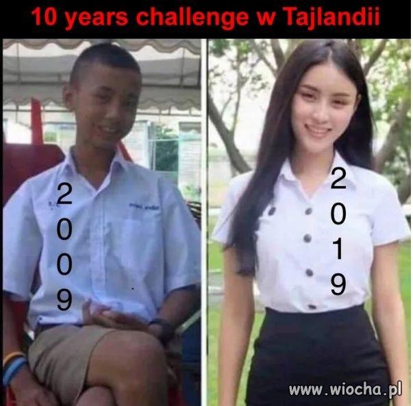 A w Tajlandii