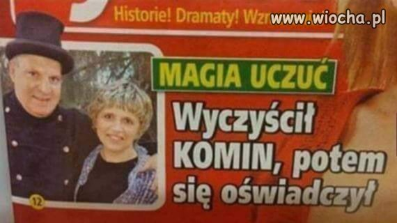 Historie! Dramaty! Wzruszenia!