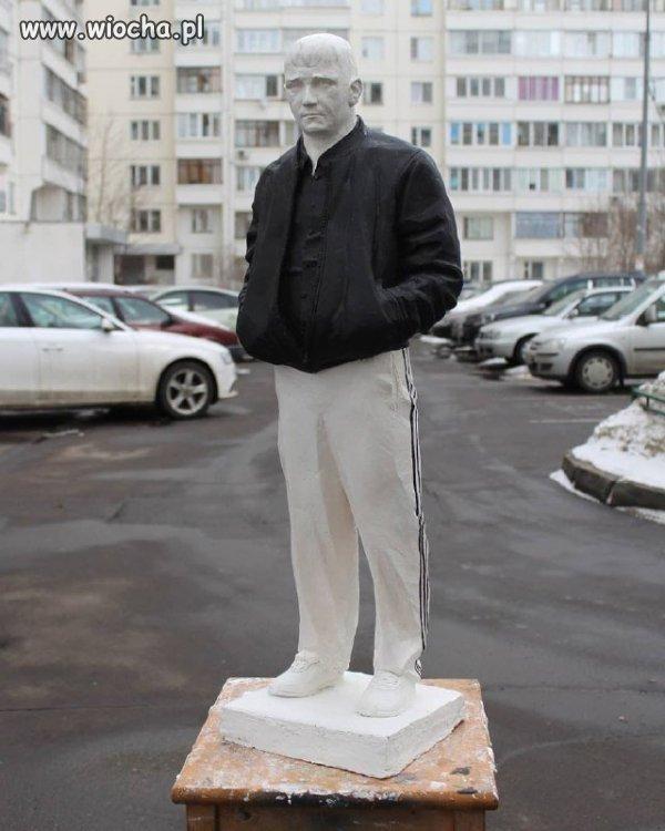 Pomnik dresa