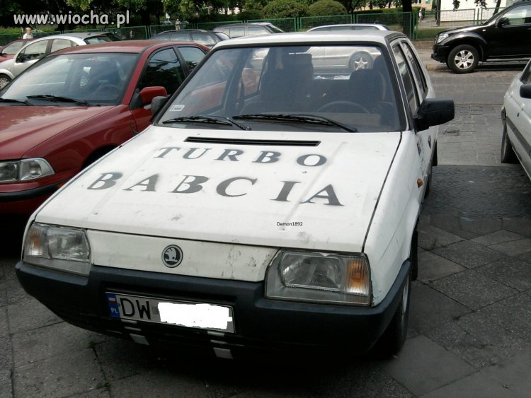 Turbo Babcia