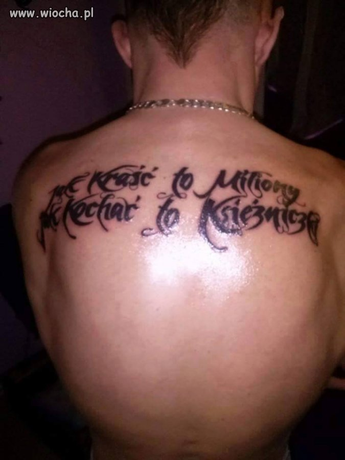 Tatuaże Tatuaże Wiochapl Absurd 1304098