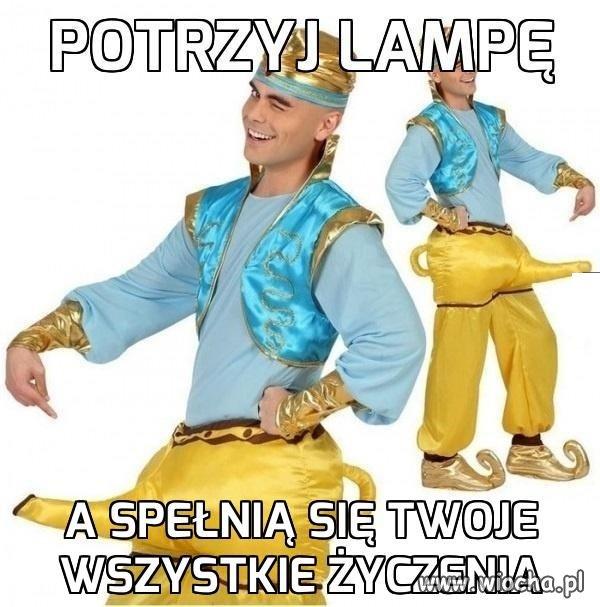 Magiczna lampa