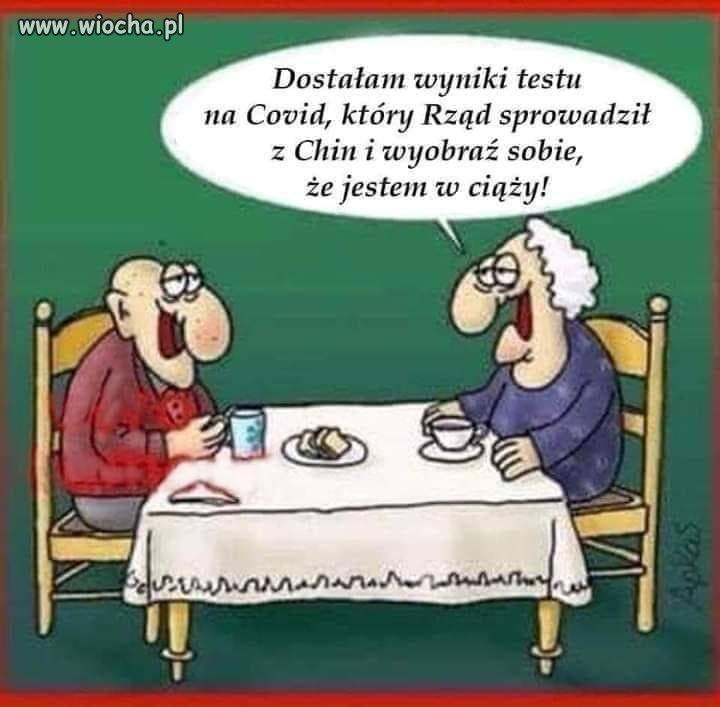 Test na COVID