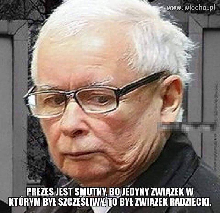 Smutny prezes