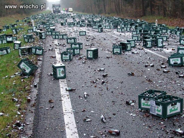 Kolejny tragiczny wypadek