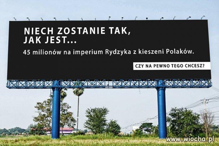 Tymczasem w Polsce..