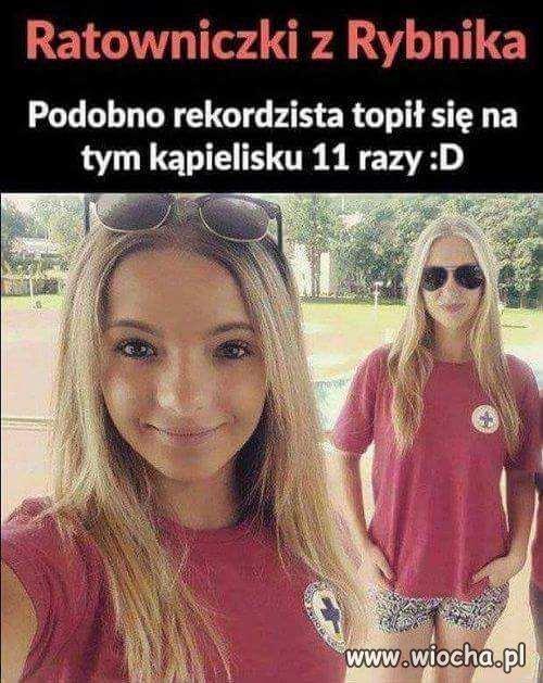 Ratowniczki z Rybnika..