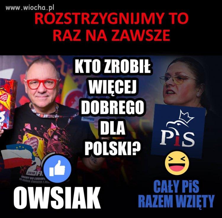Jest wyrok w sprawie obrazy Pawłowicz