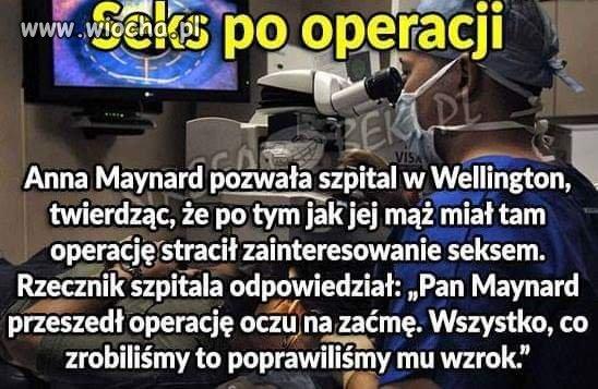 Skutki operacji