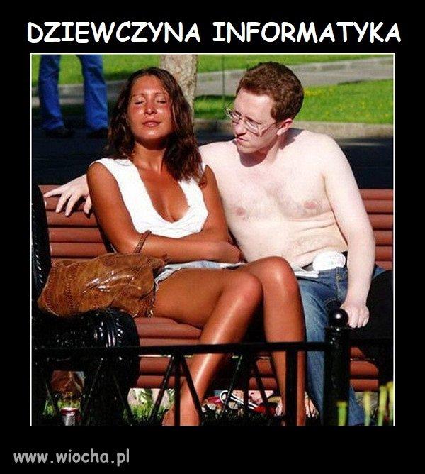 Informatyk...