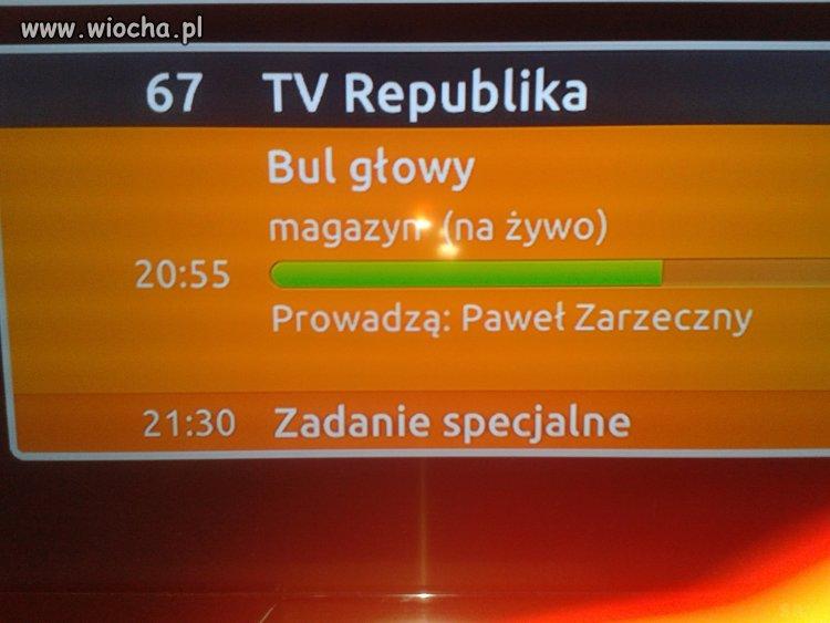 Ortografia w telewizji