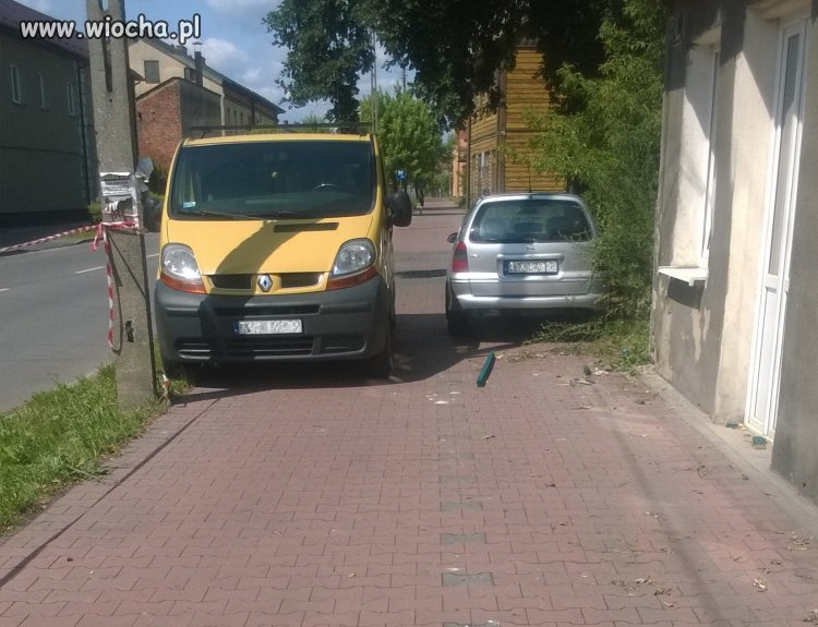 Mistrzowskie parkowanie