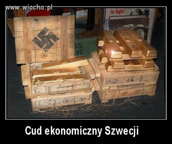 Kiedy Warszawa krwawiła inni się bogacili
