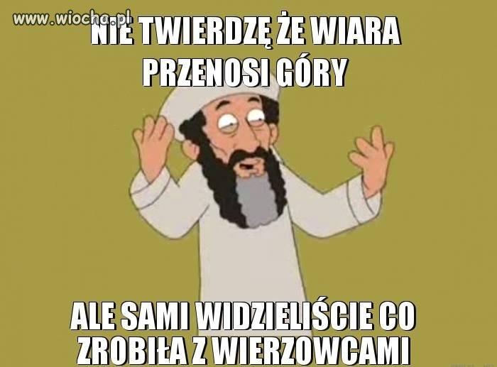Nie dla islamu w Polsce