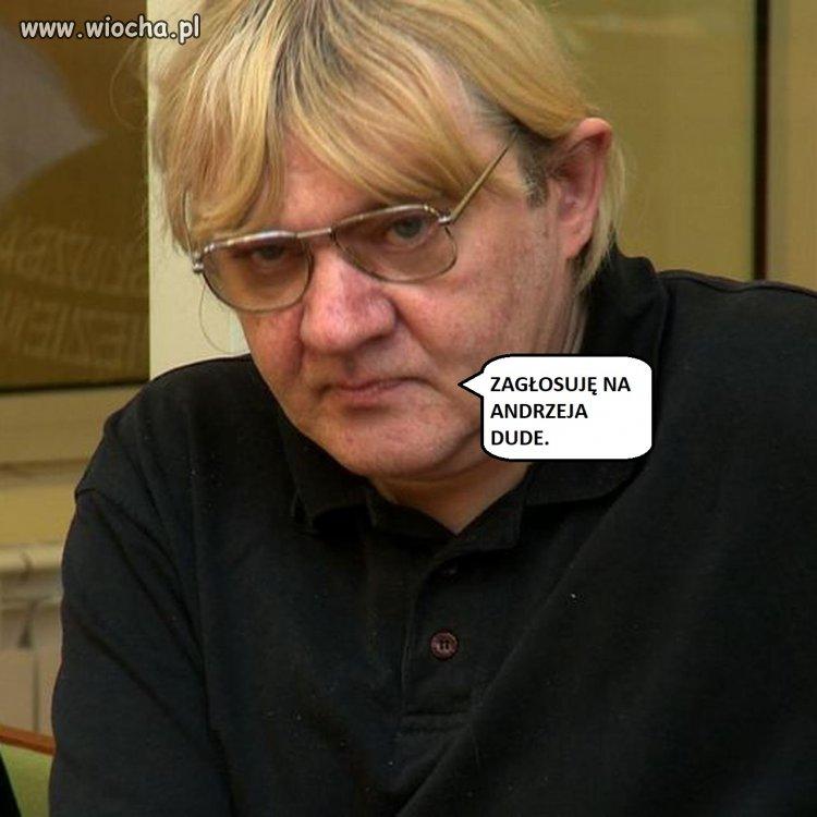Pedofile murem za Andrzejem