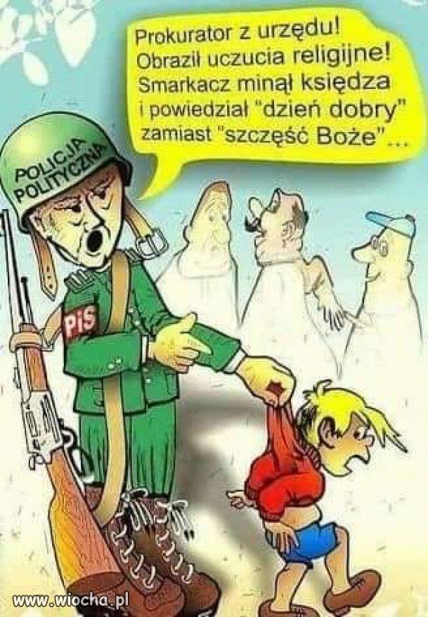 Policja polityczna...