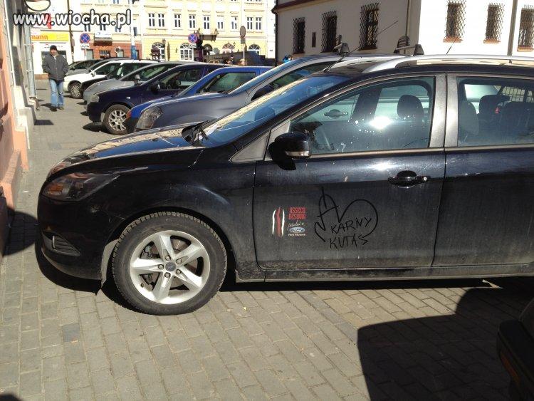 Mistrz parkowania w Rzeszowie!