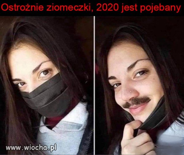 Niewiadome 2020 roku