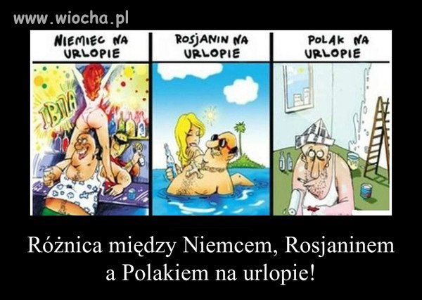 POLAK ZAWSZE MA