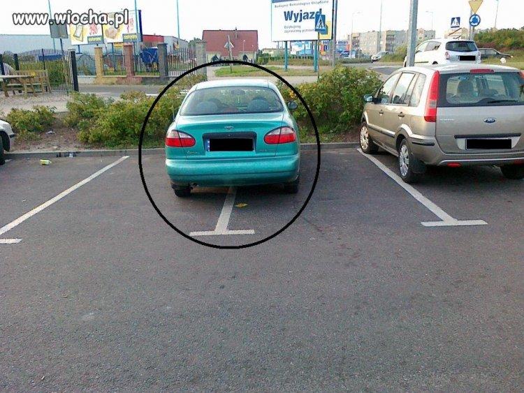 Parking Castorama Opole.